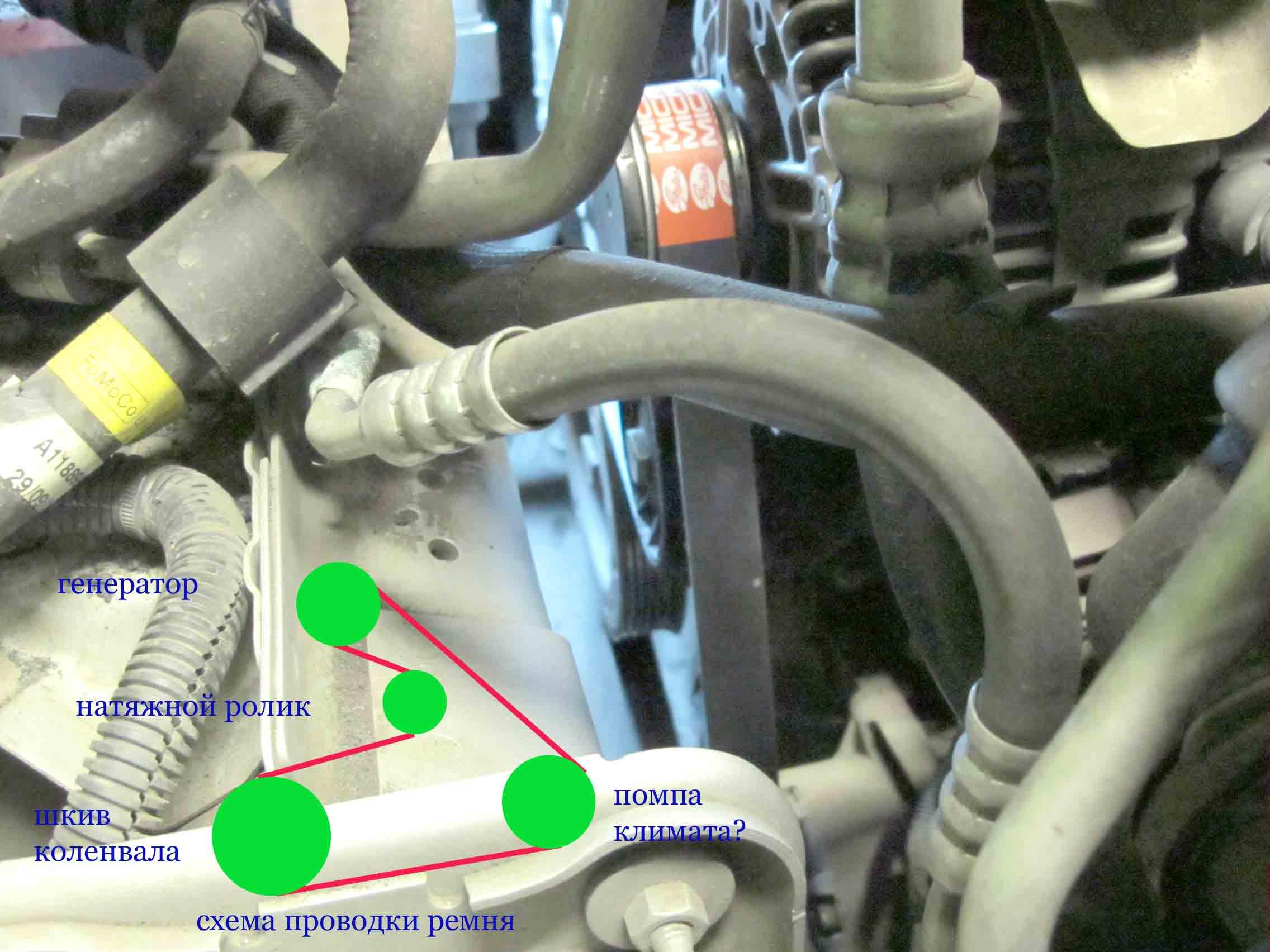 Форд фокус 2 генератор замена щеток 9 фотография
